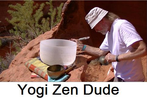 Greg Lunger, Yogi Zen Dude