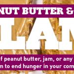 Peanut Butter & Jam Slam!