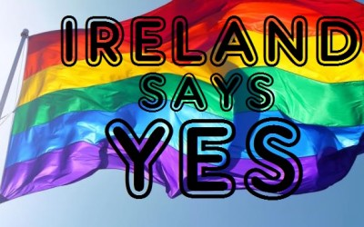Ireland Approves Gay Marriage by Landslide Vote